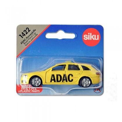 Siku 1422 ADAC Road Patrol Car Die Cast in Blister Pack
