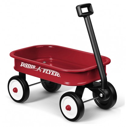 Radio Flyer RF5 Little Red Toy Wagon