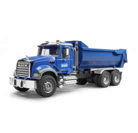 Bruder MACK Granite Halfpipe Dump Truck