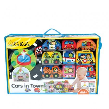 K's Kids KA10665 Cars In Town