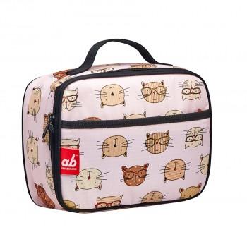 Brainy Cat Lunch Bag