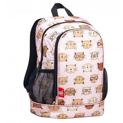 AB Brainy Cat Toddler Bag
