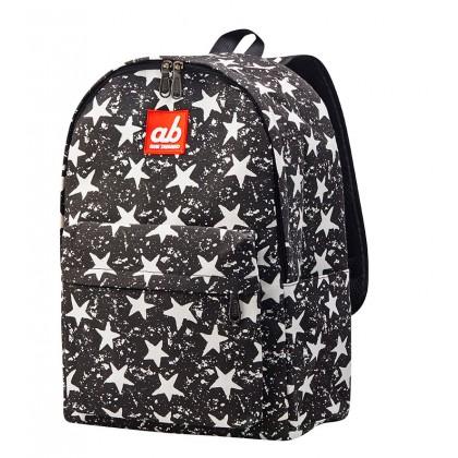 AB Milky Star Kid Canvas Backpack