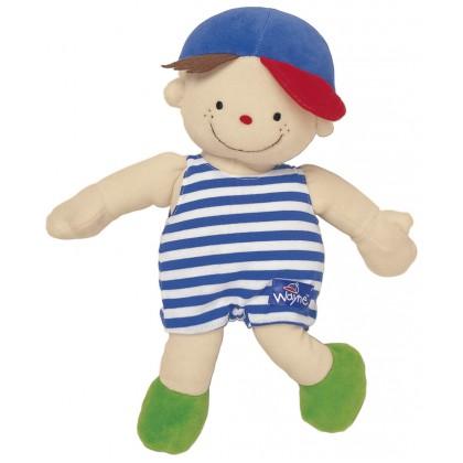 "K's Kids KA10141 Wayne 12"" Soft Toy"