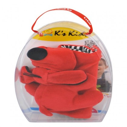 K's Kids 15103 Patrick Car Seat Belt Cover