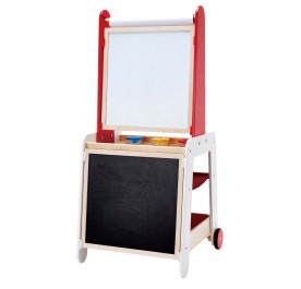 Hape Easel Board with Storage