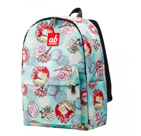 AB Amour Paris Kid Canvas Backpack