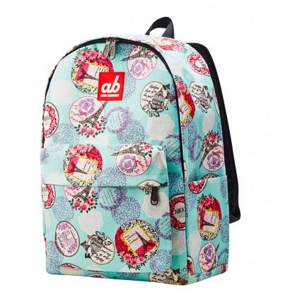 AB Amour Paris Kid Canvas Backpack