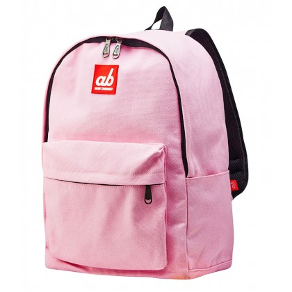 AB Simplicity Pink Kid Canvas Backpack