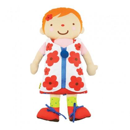 K's Kids KT21011 2 in 1 Dress Up Dolls