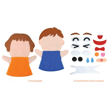 K's Kids KT21028 Training2s Look At Me! Hand Puppet