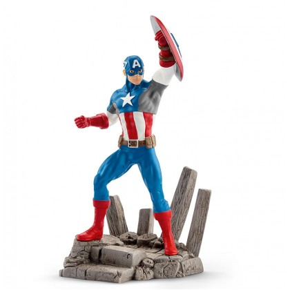 Schleich Marvel - Captain American