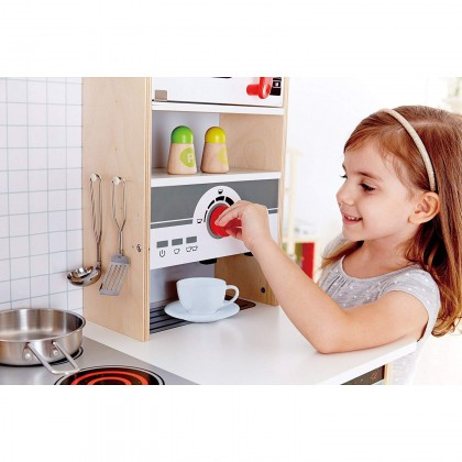 Hape 3145 All in 1 Kitchen Pretend Play