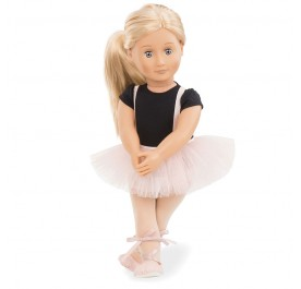 Our Generation Ballet Doll with Tutu