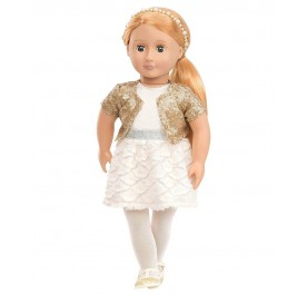 Our Generation Regular Doll - Holiday Hope