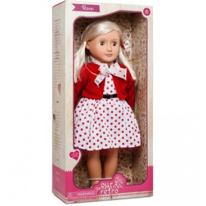 "Our Generation Retro 18""Doll - Rose"