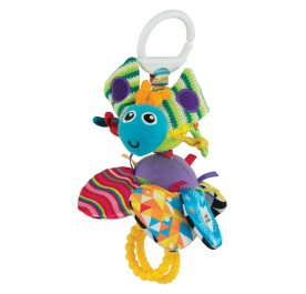 Lamaze Flutterbug Clip On Pram Toy