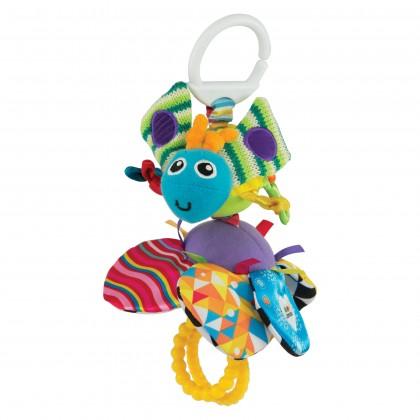 Lamaze Flutterbug Clip On Pram Toy