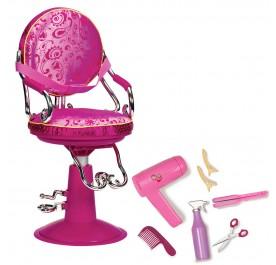 Salon Chair - Pink