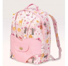Doll Carrier Backpack - Woodland