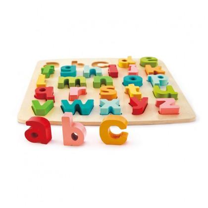 Hape Chunky Lowercase Puzzle