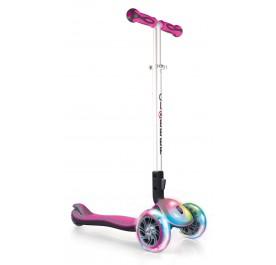 Elite FL (Flash & Light) Wheels - Deep Pink