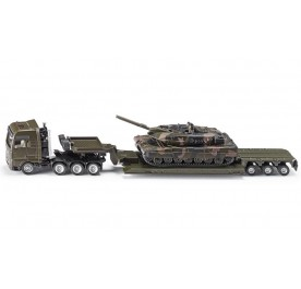 Low Loader with Tank