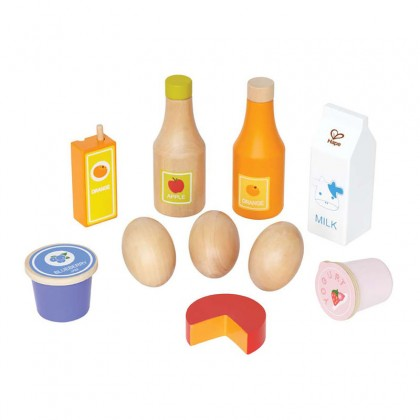 Hape 3108 Healty Basic Set Kitchen Role Play Toy