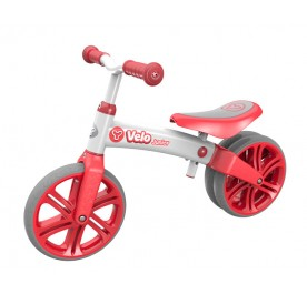 YVelo Junior Balance Bike Red