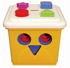 K's Kids Owl! The Stacking Bucket Family