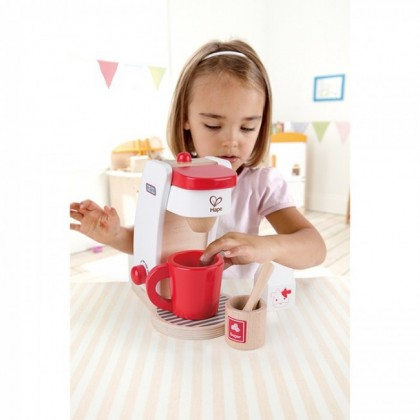 Hape Coffee Maker - Red