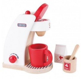 Hape Coffee Maker - Red