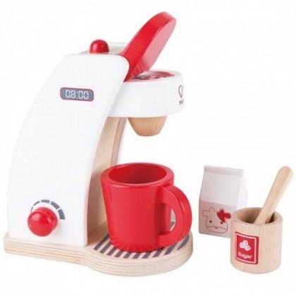 Hape 8115 Coffee Maker - Red