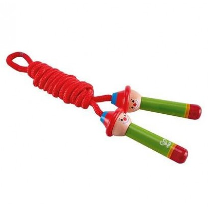 Hape Clowning Around Jumping Rope