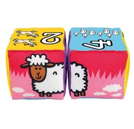 K's Kids Animal - Match & Sound Blocks