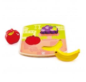 Hape Chunky Fruit Puzzle