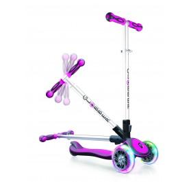 GL445-110 Elite Solid & Light Wheels Deep Pink