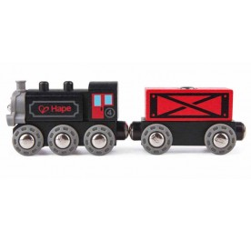 Hape Railway Steam Era Freight Train