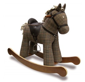 Little Bird Told Me Jasper Rocking Horse
