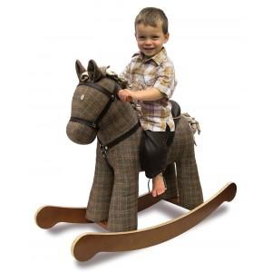 Jasper Rocking Horse (18months up, seat height 55cm)