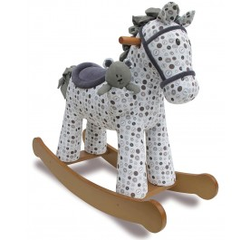 Dylan & Boo Rocking Horse (12 months up, seat height 46 cm))