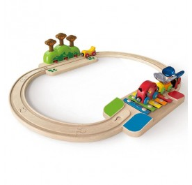 My Little Railway Train Set
