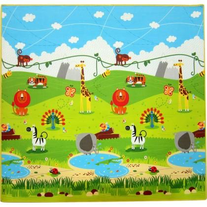 Hape Wild  Animal Creeping Playmat
