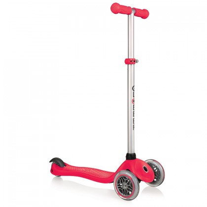 Globber Primo Starlight Scooter for 3+ - Red