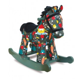 Little Bird Told Me Rocket & Bud Rocking Horse