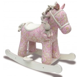Little Bird Told Me Pixie & Fluff Rocking Horse