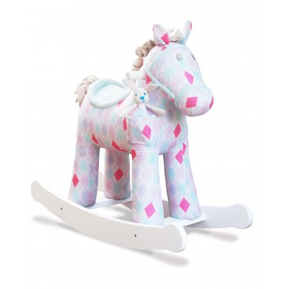 Little Bird Told Me LB3058 Florence & Floop Rocking Horse