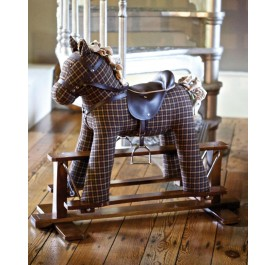 Little Bird Told Me Tennyson Rocking Horse