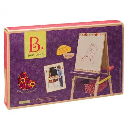 B. Toys 1319 B. Easel