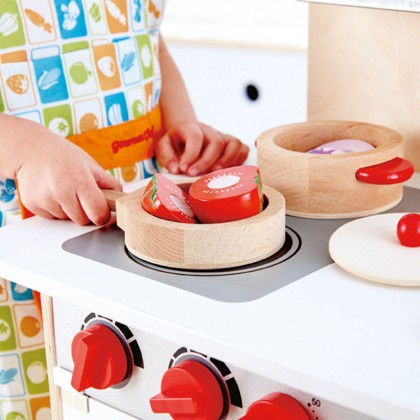 Hape 3150 Cook & Serve Set